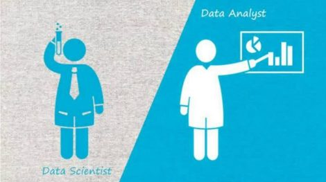 Data Analyst vs. Data scientist vs. Data Engineer: