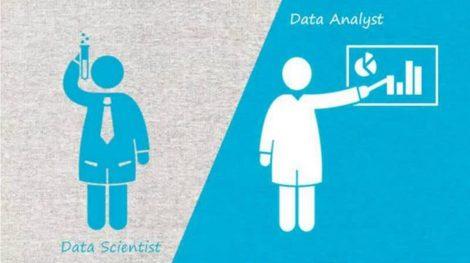 Data Analyst vs. Data scientist vs. Data Engineer: